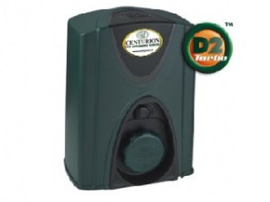 CENTURION D2 Turbo domestic sliding gate motor
